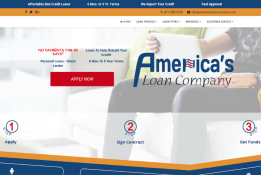 loan company website