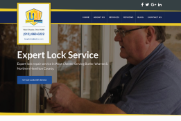 west chester ohio locksmith website